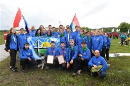 "Спортивно-туристский лагерь ПФО ""Туриада-2018"""
