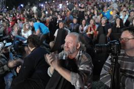 """Всероссийский фестиваль авторской песни """"Платформа"""" собрал более 25 тыс. человек"""