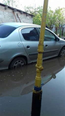 Потоп на улице Рейсовой