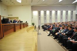 Николай Меркушкин провел расширенное совещание