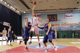 """БК """"Самара"""" vs ЦСКА-2"""