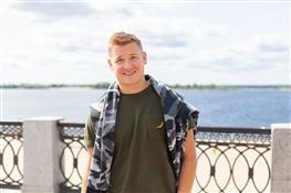 Шеф-повар Александр Белькович в Самаре