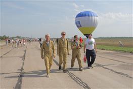 """На аэродроме """"Бобровка"""" проходит третий региональный фестиваль авиационных, технических и военно-прикладных видов спорта"""