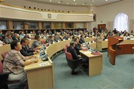 Губернатор представил новый состав кабинета министров