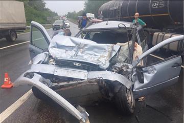 В Красноярском районе в ДТП погибли два человека