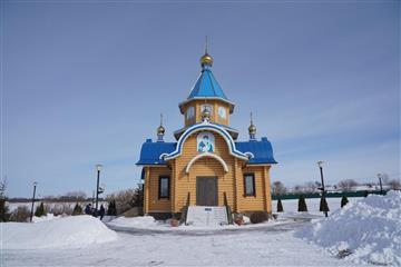 Дмитрий Азаров поручил обустроить комплекс купелей и источника в Ташле в этом году