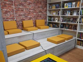 Четвертая в этом году модельная библиотека открылась в Подосиновце