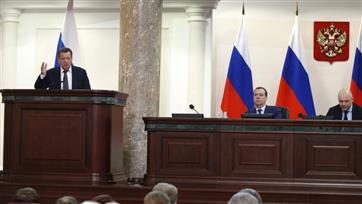 """Андрей Макаров: """"Важнейшая проблема реализации нацпроектов – это избыточная зарегулированность госзаконами"""""""