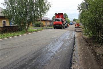В Кировской городской агломерации в рамках дорожного нацпроекта выполнено 62% работ