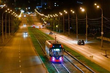 За полгода работы трамваи, поступившие в Ижевск по нацпроекту, перевезли более 3,8 млн пассажиров