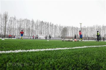 """В Каменке после реконструкции открылся стадион """"Дорожник"""""""