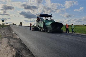 В 2020 году при ремонте дорог в Кировской области начнут использовать черный щебень