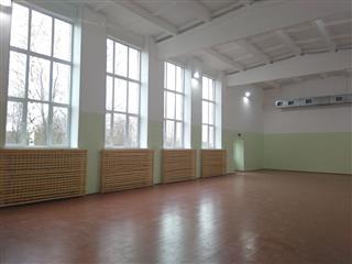 В Кировской области продолжается ремонт спортзалов в сельских школах