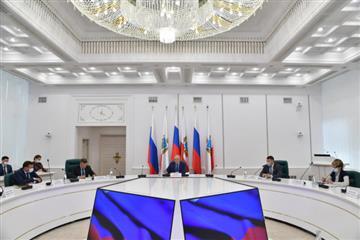 Губернатор Саратовской области потребовал активизировать работы по реконструкции театра оперы и балета