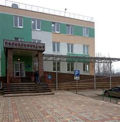 В поликлинике №3 ЦГБ Арзамаса капитально отремонтирован 1-й этаж