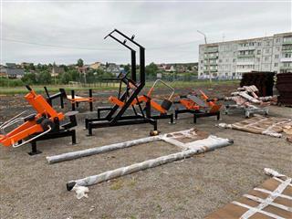 Благодаря нацпроекту в Горнозаводске появится открытая спортивная площадка комплекса ГТО