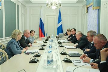 """На реализацию нацпроекта """"Здравоохранение"""" в Ульяновской области до 2021 года планируется около 3 млрд рублей"""