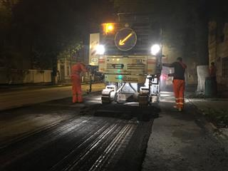 В рамках нацпроекта ремонт ул. Фрунзе в Самаре планируется завершить в начале следующей недели