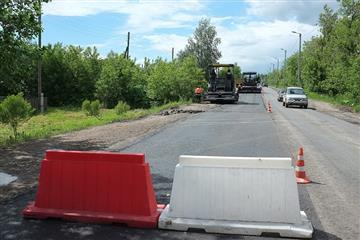 Свыше 700 км нижегородских автодорог отремонтируют в 2019 г. за счет нацпроекта