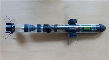 Молодые ученые Самарского политеха получили патент на подводный аппарат