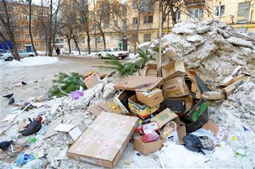 Минприроды прогнозирует Башкирии снижение тарифов за вывоз мусора
