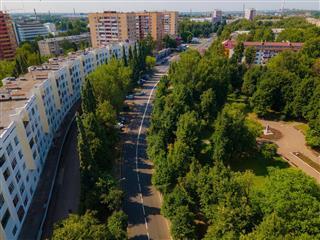 В Йошкар-Оле привели в нормативное состояние улицу Советскую