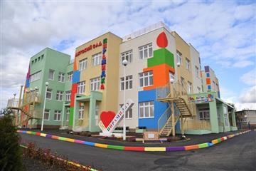 Татищевский детсад – первое в Саратовском регионе дошкольное учреждение, построенное по нацпроекту