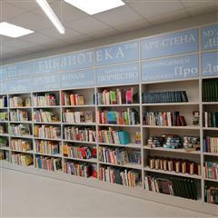 В Богатовском районе Самарской области сданы сразу две модельные библиотеки