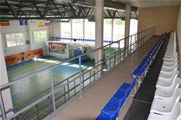 В Чувашии продолжается капитальный ремонт спортивных объектов