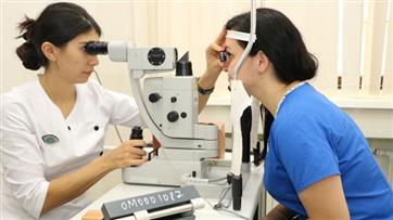 """В рамках Национального проекта """"Здравоохранение"""" в Татарстане в офтальмологическую больницу было принято 22 врача"""