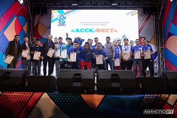 Определен лучший студенческий спортивный клуб в России