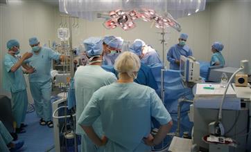 В 2021 году в Нижегородском кардиоцентре были проведены жизнеспасающие операции 13 пациентам