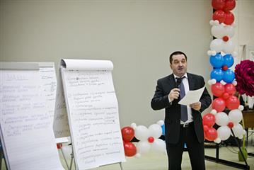В Оренбурге прошло обучение управленческих кадров для реализации национальных проектов