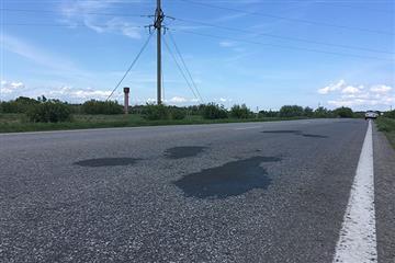 В 2021 году в Ставропольском районе Самарской области отремонтируют участок дороги Тольятти – Хрящевка