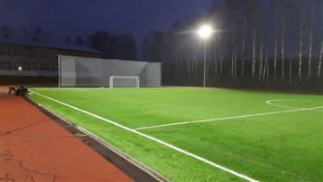 Благодаря нацпроекту в Прикамье появятся два многофункциональных открытых стадиона