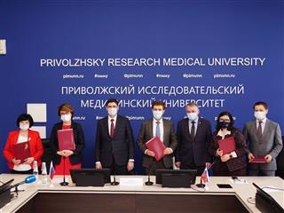 Межвузовская лаборатория для исследования деятельности мозга будет создана в Нижегородской области