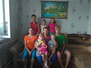 Благодаря нацпроектам приемные семьи Кошкинского района могут получить путевки в оздоровительные лагеря
