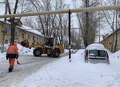 Зимнее содержание улиц Самары, включая обновленные по дорожному нацпроекту, находится на круглосуточном контроле
