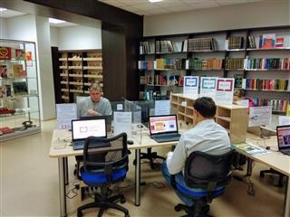 В Самаре открылась модельная библиотека нового поколения