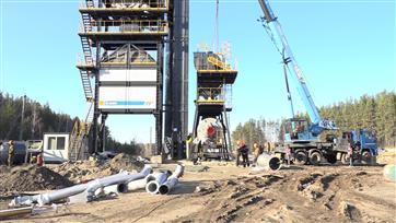 В 2021 году в Ульяновской области запустят в работу четыре новых асфальтобетонных завода