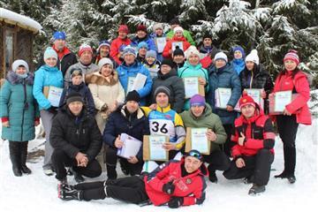 Дюртюлинцы заняли призовые места в соседнем районе