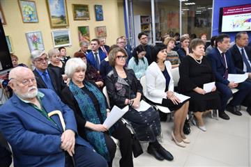 На Экспертном совете по культуре в Саратовской области подвели итоги нацпроектов и обсудили развитие сферы