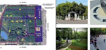 В Уфе снесут квартал с частными домами для благоустройства парка