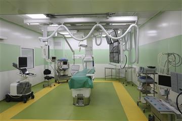 Современная гибридная операционная открылась на базе нижегородского кардиоцентра