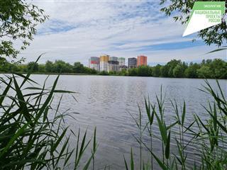 """В Ульяновске на берегах Свияги проводятся изыскательские работы перед расчисткой водоема в рамках нацпроекта """"Экология"""""""