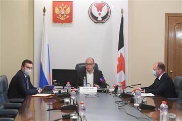Александр Бречалов: необходимо держать планку одного из лучших регионов по реализации нацпроектов