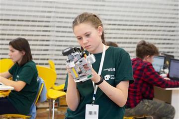 Школьников Татарстана приглашают на олимпиаду по робототехнике Innopolis Open Robotics