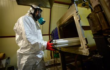 В Саратове создали рабочую группу по строительству завода по утилизации опасных отходов