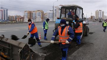 Глава Мордовии Владимир Волков осмотрел ход ремонта автодорог в Саранске
