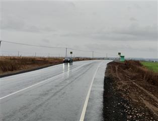 В Нижегородской области отремонтировали самый протяженный объект национального проекта в регионе